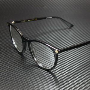 Gucci Classic Oval 50mm Women's Glasses